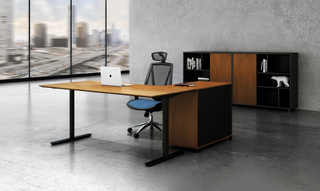 Computer Wood Executive Office Furniture Table Design (HC-103)